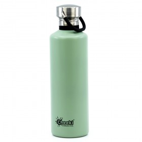 Бутылка для воды Cheeki Classic Water Bottle Single Wall 750 мл Pistachio