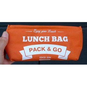 Сумка для ланча Lunch Bag S оранжевый