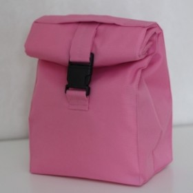 Сумка для ланча TERMO lunch bag standard + розовый