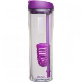 Бутылка Aladdin Water Bottle 600 мл Flip-To-Sip Cold Tumbler  Berry