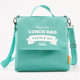 Ланчбег  Lunch Bag L+ мята