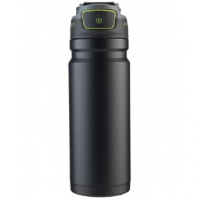 Тамблер Avex ReCharge Stainless Steel Tumbler Black 600 мл