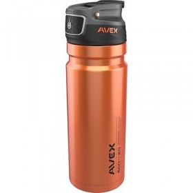 Тамблер Avex ReCharge Stainless Steel Tumbler Orange 600 мл