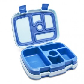 New! Ланч бокс Bentgo Kids - Children's Bento Lunch Box, Blue
