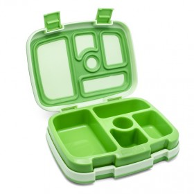 New! Ланч бокс Bentgo Kids - Children's Bento Lunch Box, Green
