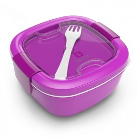 New! Ланчбокс Bentgo Salad On-The-Go Salad Container, Purple