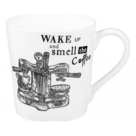Кружка CHURCHILL Wake up and smell the coffee 300мл