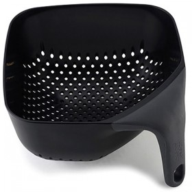 Дуршлаг Joseph Joseph Square Colander Plus Medium Black