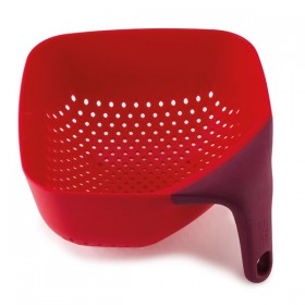 Дуршлаг Joseph Joseph Square Colander Plus Medium Red