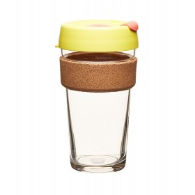 Кружка KeepCup Saffron Cork edition 450ml