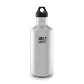 Фляга Klean Kanteen Classic Brushed Stainless 1182 ml серебряный