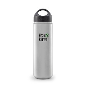 Фляга Klean Kanteen Wide Brushed Stainless 800 ml Brushed Stainless