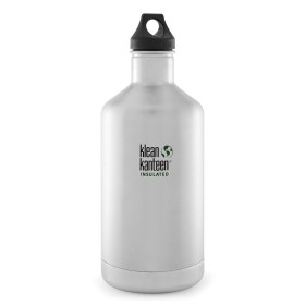 Термофляга Klean Kanteen Classic Vacuum Insulated 1900 ml Brushed Stainless