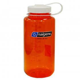 Бутылка для воды Nalgene (2178-XX1X) Wide Mouth 0.5L orange