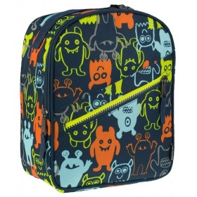 Акция! Ланчбег Packit Upright lunch box Monsters