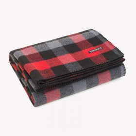 Плед Woolkrafts Fire Plaid