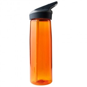 Бутылка для воды LAKEN Tritan Jannu bottle 0,75 L (TN2O) orangе
