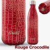 Бутылка S'Well Water Bottle (LERC-17-B14) ROUGE CROCODILE