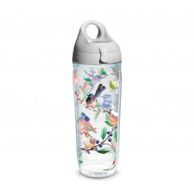 Бутылка для воды Tervis Water Bottle 700мл Watercolor Songbirds