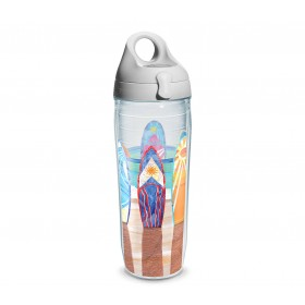 Бутылка Tervis Water Bottle 700мл Two Can - Surfboards - Autism Awareness