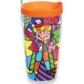 Термостакан Tervis 680 ml Romero Britto The Hug Wrap