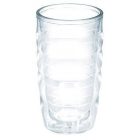 Термостакан Tervis Clear & Colorful, Clear , 473 ml.