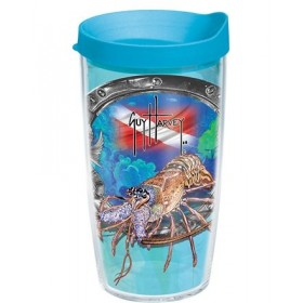Термостакан Tervis Guy Harvey® Lobster Diving 450ml