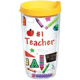Термостакан Tervis Hallmark - #1 Teacher  680 ml