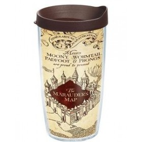 Термостакан Tervis Harry Potter Map 450ml