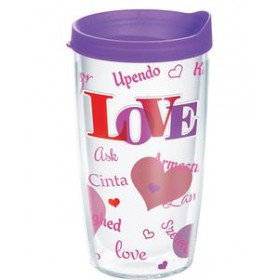 Термостакан Tervis Love in Different 450ml