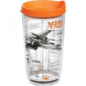 Термостакан Tervis Star Wars™ The Force Awakens X Wing Schematic 450ml