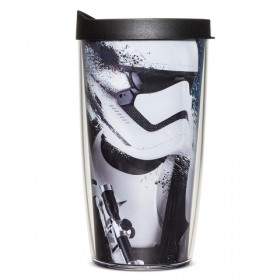 Термостакан TervisStar Wars™ The Force Awakens Stormtrooper Splatter 450ml