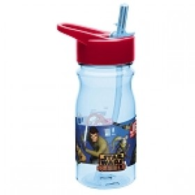Бутылка для спорта c соломкой Zak Star Wars Water Bottle with Straw - Medium 473 мл