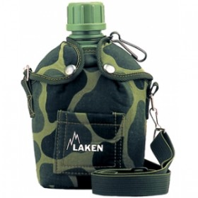 Фляга Laken Pluma 1 L. with camouflage cover 2121