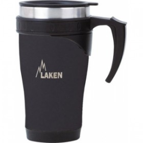 Термокружка Laken Thermo cup 0,5 L. black 1710-05