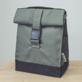 Сумка для еды  Lunch bag UA TERMO оливково-черный