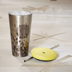 Стакан с трубочкой Starbucks Cold Cup Tumbler - Fingerprints