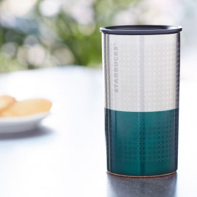 Термокружка Starbucks Stainless Steel At Home Tumbler - Green 236 мл