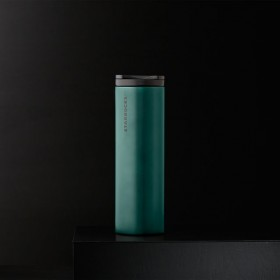 Термокружка Starbucks Stainless Steel Tumbler - Dark Green 473 мл.