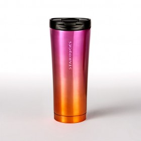 Термокружка Starbucks Tropical Stainless Steel Tumbler, 355 ml.